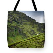 Iceland Hill Tote Bag