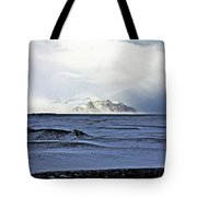 Iceland Lava Field Mountains Clouds Iceland Lava Field Mountains Clouds Iceland 2 282018 1837.jpg Tote Bag