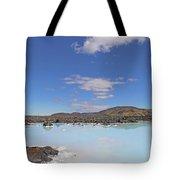 Iceland Popular Blue Lagoon  Tote Bag