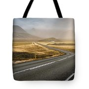 Iceland Ring Road 1 Tote Bag