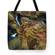 Icelandic Autumn Tote Bag