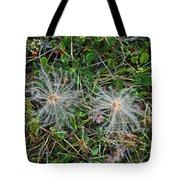 Icelandic Flora Tote Bag