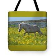 Icelandic Horse, Iceland Tote Bag
