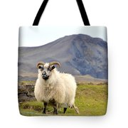 Icelandic Sheep Tote Bag
