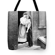 Iceman & Housewife Tote Bag