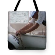 Icey Fingers Tote Bag