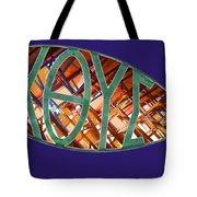 Ichthys Fish Tote Bag