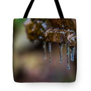 Icicles 1 Tote Bag