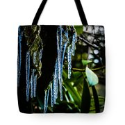 Icicles 3 Tote Bag
