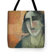 Icon Number Five Tote Bag