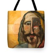 Icon Number Four Tote Bag