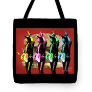 Iconic Experience Tote Bag