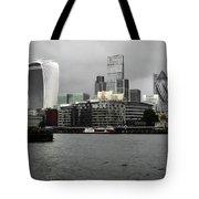 Iconic London Skyline Tote Bag
