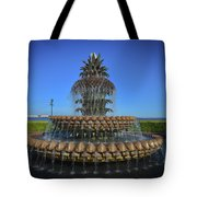 Iconic Pineapple Tote Bag