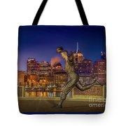 Iconic Pittsburgh Tote Bag