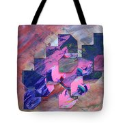 Iconoclasm 3 Tote Bag
