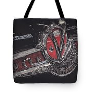 Icons Buick V8 Tote Bag