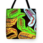 Icons Of The Serpent Age Rulers Tote Bag