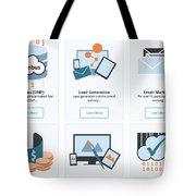 Icumulus Services Tote Bag