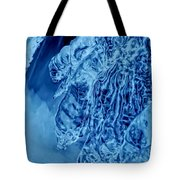 Icy Fingers Tote Bag