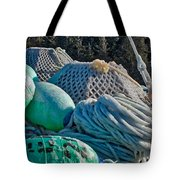 Icy Gear Tote Bag