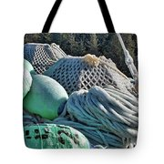 Icy Gear Hdr Tote Bag