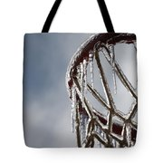 Icy Hoops Tote Bag