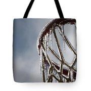 Icy Hoops Tote Bag