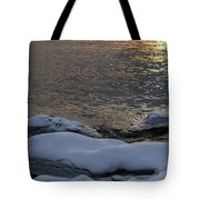 Icy Islands - Tote Bag