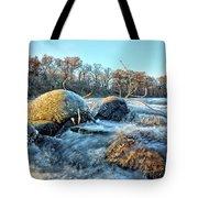 Icy Waters 2 Tote Bag