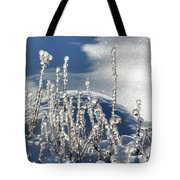 Icy World Tote Bag