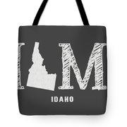 Id Home Tote Bag by Nancy Ingersoll