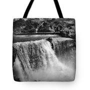 Idaho: Bridal Veil Falls Tote Bag