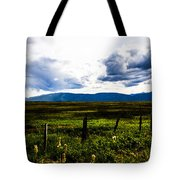 Idaho Field Tote Bag