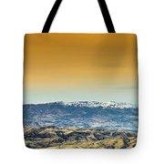 Idaho Landscape No. 2 Tote Bag