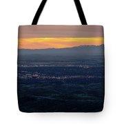 Idaho Landscape No. 3 Tote Bag