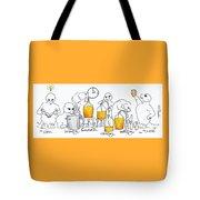 Ideas Brewing Tote Bag