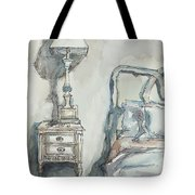 Simply Feminine Tote Bag