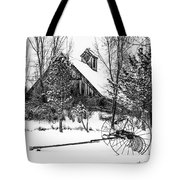 Idle Time - Waiting For Spring Tote Bag