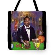 Idris Elba As James Bond 007 #2 Tote Bag