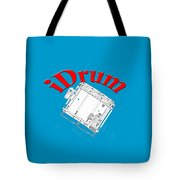 iDrum Tote Bag