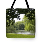 Idyllic Afternoon Tote Bag