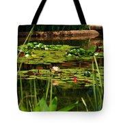 Idyllic Aternoon Tote Bag