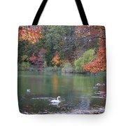 An Idyllic Autumn Tote Bag