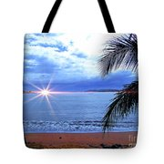 Idyllic Paradise In Bocas Del Toro, Panama II Tote Bag