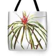 Ieie Plant Art Tote Bag