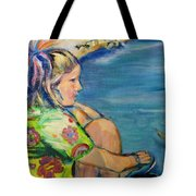 If Fishes Were Wishes Tote Bag