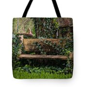 If I Could Tell A Story Tote Bag