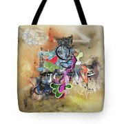 If It's Not Oil, I'ts Not Art Tote Bag