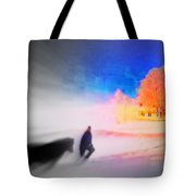 If Our Home Is Our Golden Castle  Tote Bag